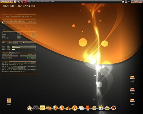 linux tutorial download release linux puppy 5 1 linux operating system linux