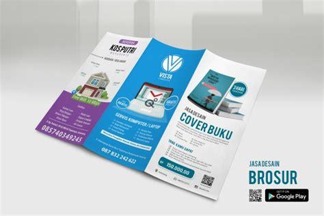 desain brosur semarang jasa desain brosur professional
