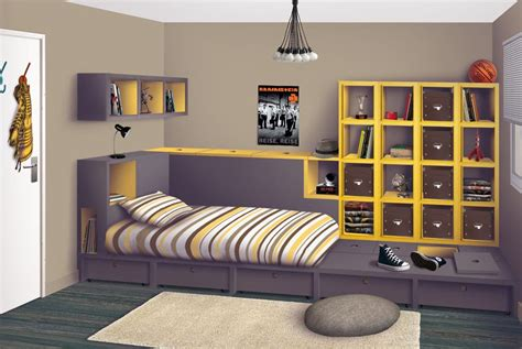 modele de chambre de garcon mod 232 le d 233 co chambre ado deco chambre ados ado et deco chambre