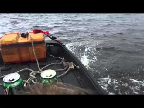 lawnmower boat motor riding lawnmower boat motor on the water youtube