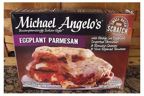 michael angelo's eggplant parmesan coupons