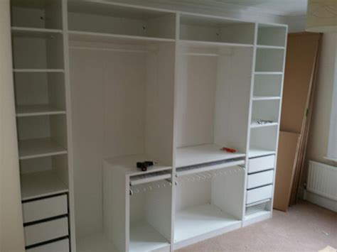 ikea wardrobes ikea pax wardrobe cheap but look luxurious home design