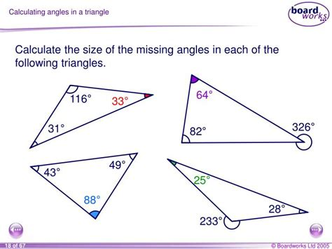 How To Calculate Interior Angles Of A Triangle by Ppt Part 3 Angle Relationships Powerpoint Presentation