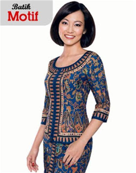 Pakaian Kerja Baju Wanita Busui Atasan Formal Alesha Tun 25 model baju batik modern kerja formal terbaru 2017 keren
