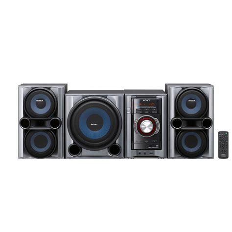 Home Theater Sony Mini sony mini hi fi shelf system tvs electronics home theater audio bookshelf audio systems