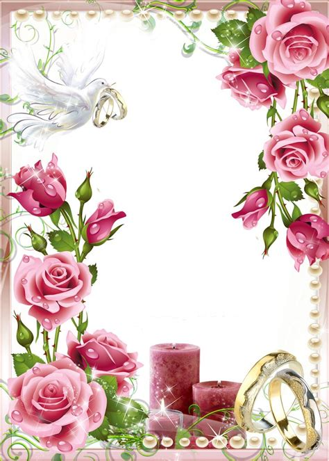 Soft Bordir Flower 2 940 best images about scrapbooking borders frames on free printable decoupage and