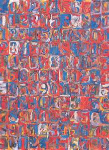 jasper johns numbers in color mhsart1 paul klee fantastic child artist