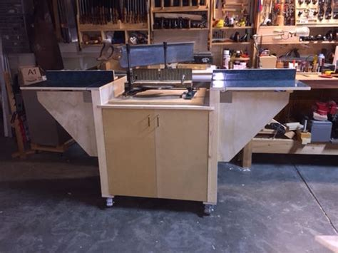 pros  cons   frame  plywood miter  station