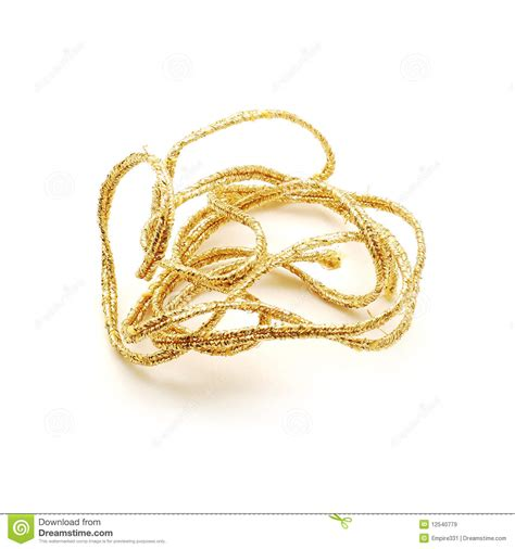 decorative on a string decorative string royalty free stock images image 12540779