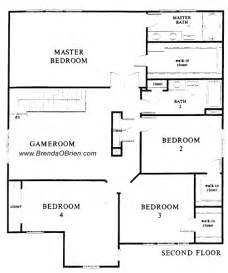 upstairs floor plans villages of la canada floor plan kb 2591 upstairs
