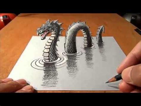 imagenes impactantes en 3d 43 sorprendentes dibujos a lapiz en 3d muy realistas