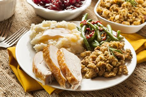 thanksgiving dinner planning how much to serve whole three important thanksgiving health tips