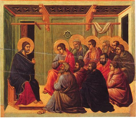jesus and his disciples farewell discourse wikipedia