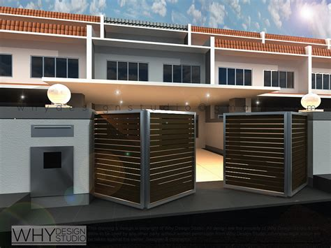 taman desa double storey terrace renof gallery