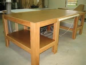 woodworking plans wood shop table pdf plans