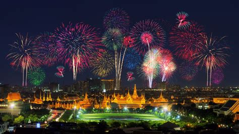 new year thailand new year s celebrations around thailand