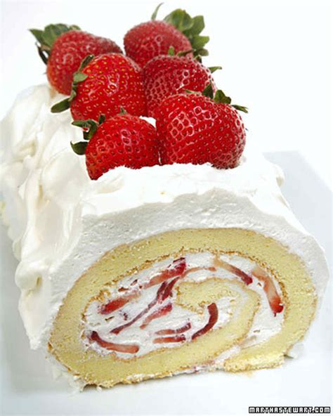 strawberry torte recipe martha stewart
