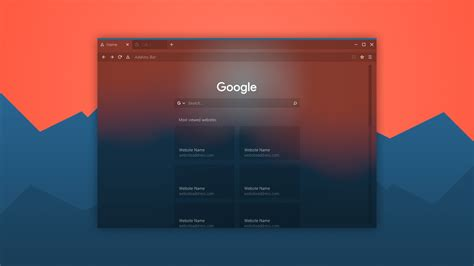 themes for microsoft edge windows 10 concept imagines a redesigned microsoft edge