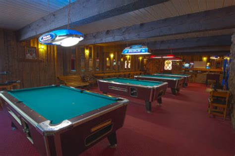 Bars With Pool Tables by Jackson Lodging Hotels Rv Parks Virginian Lodge Jackson Home