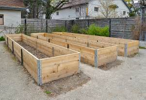 How To Prepare Raised Garden Bed - how to make a raised bed for your garden