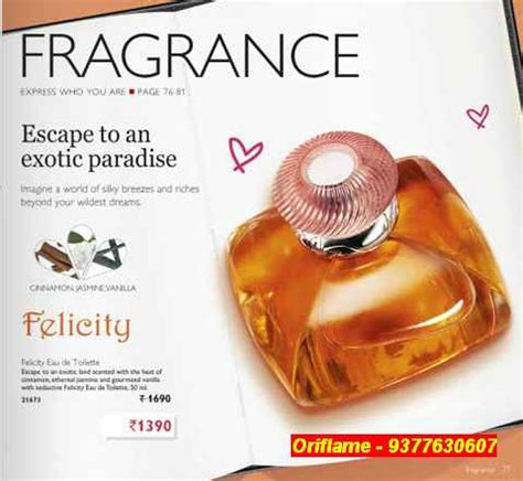 Parfum Oriflame Potion oriflame cosmetics consultants s day gifts for