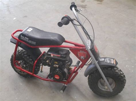 doodlebug motorcycle 2008 baja doodlebug db 30 mini bike loretto equipment