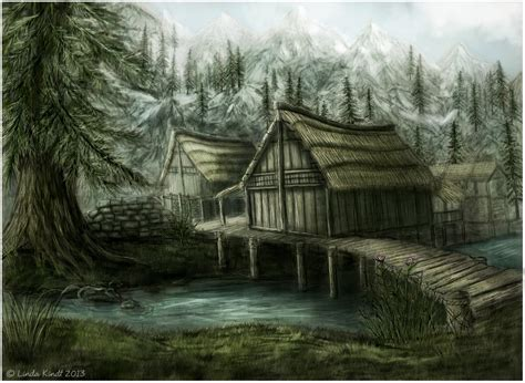 how to buy a house in riverwood riverwood by isriana on deviantart
