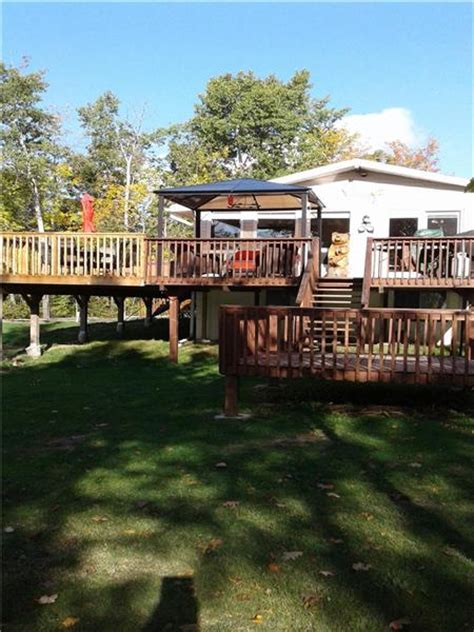 manitoulin island cottage rental tobacco lake retreat manitoulin island cottage rental