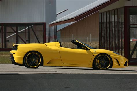 Ferarri Scuderia Kw Exclusif For novitec adds more power to the f430 scuderia 16m