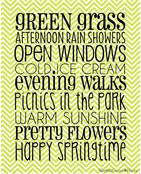 printable spring quotes mygrafico spring rain quotes