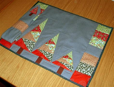 Quilted Placemats Pattern by Placemat Patterns Crafts