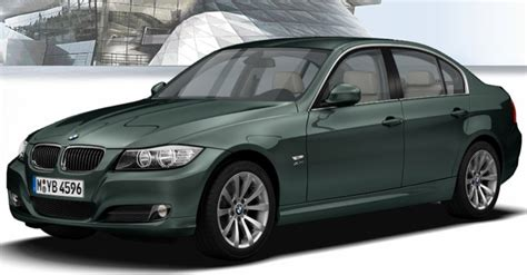 kereta bmw kereta bmw the bmw 3 series goes green