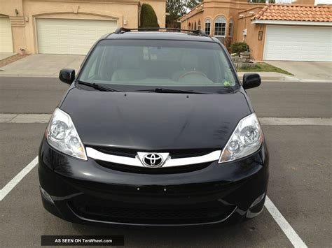 automotive air conditioning repair 2008 toyota sienna electronic valve timing 2008 toyota sienna xle limited mini passenger van 5 door 3 5l and loaded