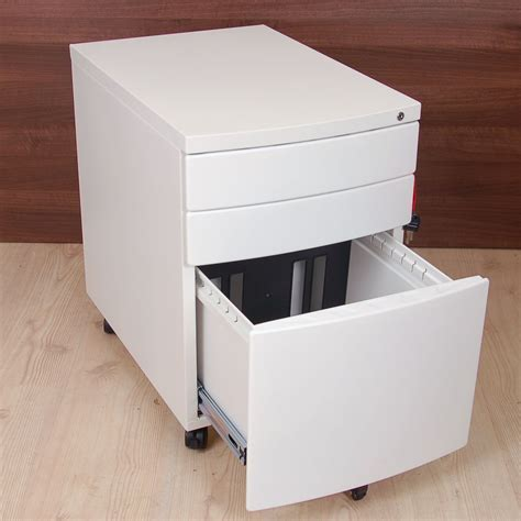 white pedestal desk with drawers flex white pedestal white desk drawers