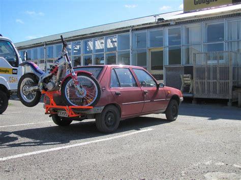 Trial Motorrad Selber Bauen by Trialbike Auf Anh 228 Ngerkupplung Auflage Mit R 228 Dern Oder