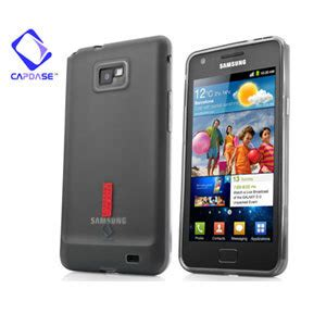 Capdase Galaxy Note 2 Lamina Soft Jacket Tinted Black capdase soft jacket 2 xpose for samsung galaxy s2 tinted black