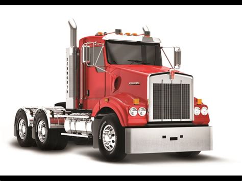 kenworth truck specs kenworth t409sar trucks on road trucks standard specs