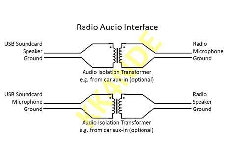 audio isolation transformer wiring diagram marine