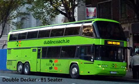 dublin couch private coach hire private bus hire for luxury coaches