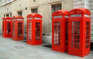 cabine telefoniche inglesi testimonianze lezioni di inglese a