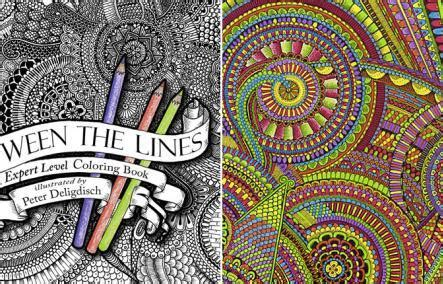 between the lines coloring book colorate che vi passa 50 sfumature anti stress