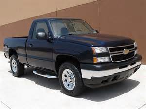 Used Cars For Sale In Houston Tx 1500 Find Used 07 Chevy Silverado K1500 4x4 4 8l V8 Regular Cab