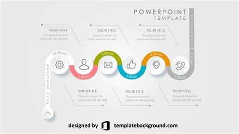 template free ppt virus short animated 3d powerpoint templates free download