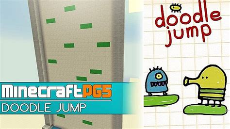 doodle jump levels doodle jump in minecraft working minecraft 1 7