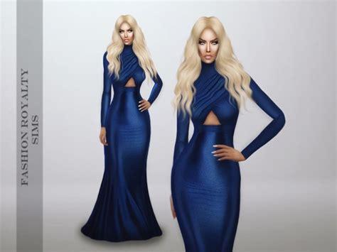 sims 4 royalty dresses fall 2014 farah dress at fashion royalty sims 187 sims 4 updates