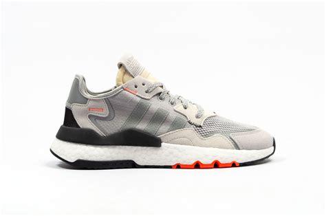 adidas nite jogger boost grey db foot district