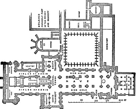 cathedral of learning floor plan durham cathedral plan images frompo