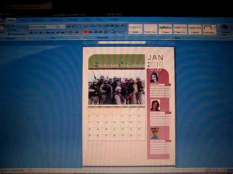 how to make a calendar in word 2007 how to make a calendar using microsoft word 2007