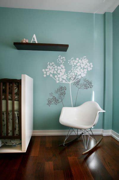 Modern Nursery Wall Decals Baby Boy Nursery Ideas Moderngorgeous Modern Blue Nursery With Tree Wall Sticker Weedecor Nfwkjo