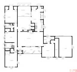 How To Get Floor Plans Of An Existing Home Encino Home Renovation Floor Plans Dan Brunn
